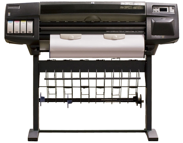 HP Designjet 1050C
